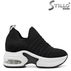 Sneakers dama sport cu platforma - 34857