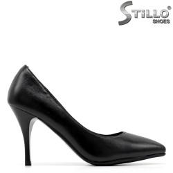Pantofi dama eleganti de culoare negru  МARIMI MICI 33,34,35 - 34901