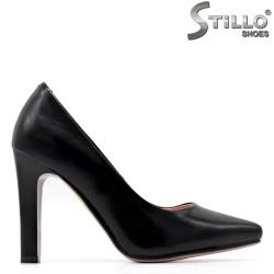 Pantofi dama eleganti cu toc inalt marimi 33,34,35 - 34903