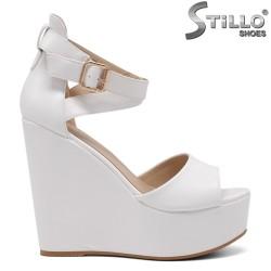 Sandale dama elegante cu platforma inalta - 34931