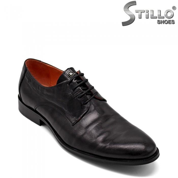 Pantofi barbati din piele naturala - 34962