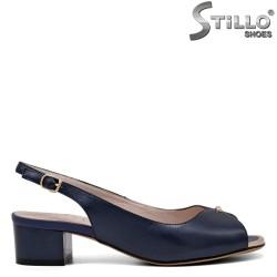 Sandale dama cu toc mijlociu - 34970
