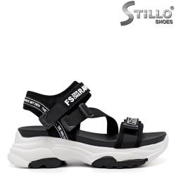 Sandale dama tip pantof sport  - 35052