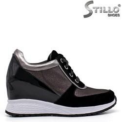 МАRIMI MICI DE LA NR 33 -Pantofi sport cu platforma - 35060