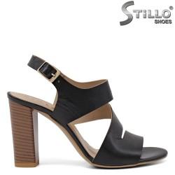 Sandale dama moderne din piele naturala - 35127