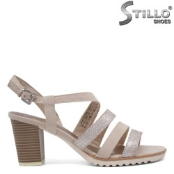 Marco Tozzi Sandale dama  cu toc inalt - 35131