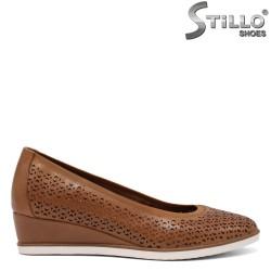 Tamaris pantofi dama cu toc inclinat - 35133