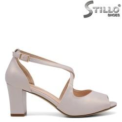 Sandale dama cu toc  - 35149