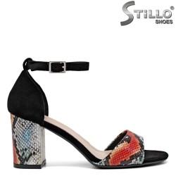 Sandale dama cu partea din spate acoperita - 35171