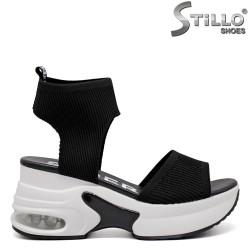 Sandale dama sport pe platforma - 35189