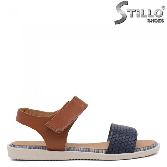 Sandale dama confortabile cu talpa dreapta - 35227