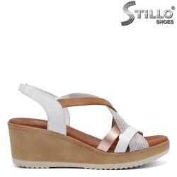 Sandale dama cu platforma  - 35236