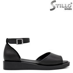 Sandale dama din piele naturala - 35240