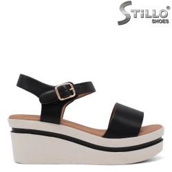 Sandale dama cu platforma  - 35303