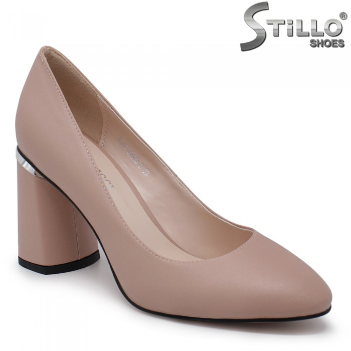 Pantofi dama cu toc inalt - 35408