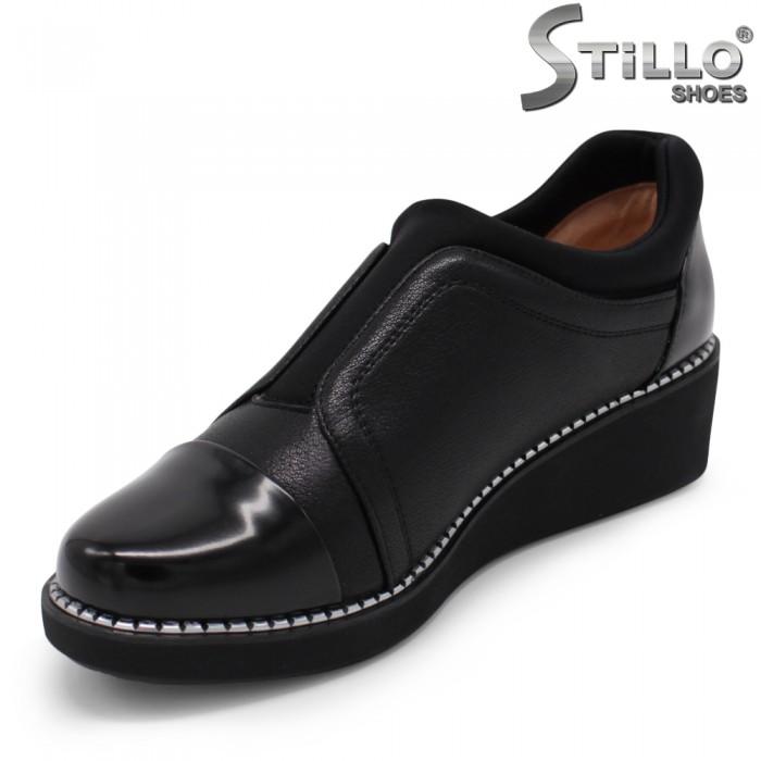 Pantofi dama de toamna cu talpa dreapta – 35439