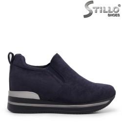 Pantofi dama sport cu platforma ascunsa - 35455