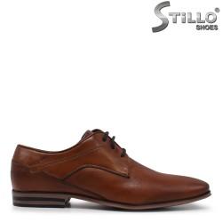 Pantofi barbati Bugatti de culoare maron - 35466