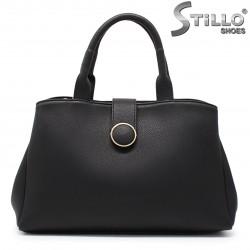 Geanta dama de culoare negru  - 35762