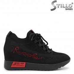 Pantofi dama sport cu platforma ascunsa – 35838