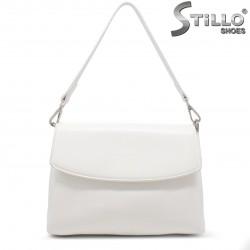Geanta dama mica de culoare alb – 35952
