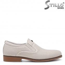 Pantofi barbati de culoare bej MARIMI MICI 37,38,39 – 35999