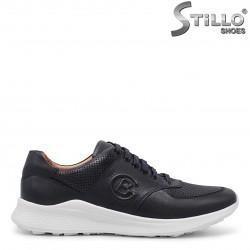 Pantofi barbati sport din piele naturala– 36005