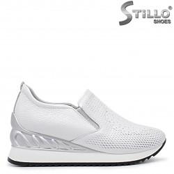 Pantofi dama sport cu platforma  - 36371