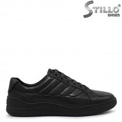 Pantofi barbati sport din piele naturala- 36372
