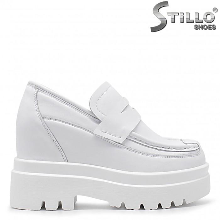 Pantofi dama cu platforma si talpa grunge -36379