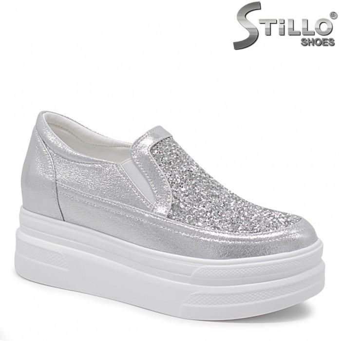 Pantofi dama sport cu talpa groasa- 36382