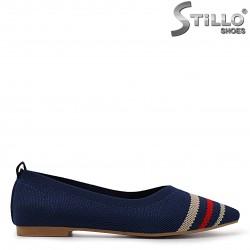 Pantofi dama casual  cu toc jos- 36384