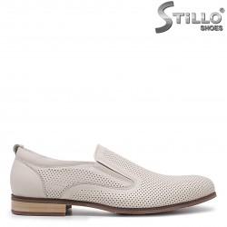 Pantofi barbati de ocazie marimi mari de la 46 pana la 49 - 36006