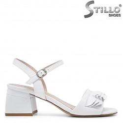 Sandale dama cu toc mijlociu-36016