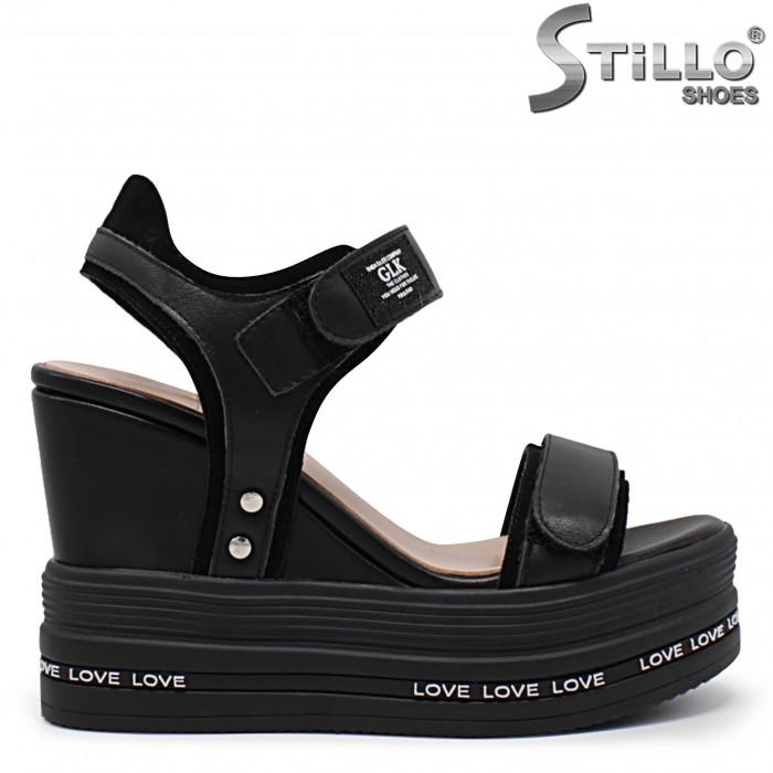 Sandala dama cu platforma inalta - 36028