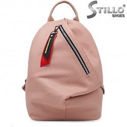 Rucsac dama de culoare roz - 36108