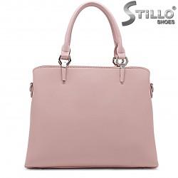 Geanta dama eleganta de culoare roz deschis - 36145