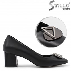 Pantofi dama eleganti cu toc mijlociu - 36157