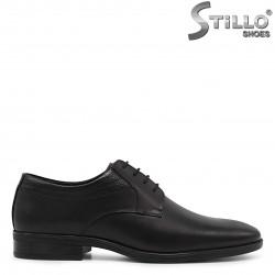 Pantofi barbati eleganti si cu sireturi - 36162