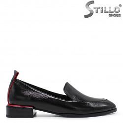 Pantofi dama eleganti cu toc jos - 36218