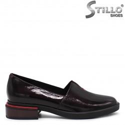 Pantofi dama de primavara cu toc jos - 36227