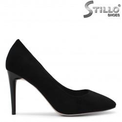 Pantofi dama eleganti cu toc subtire - 36235