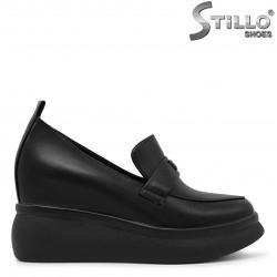 Pantofi dama moderni cu platforma - 36295