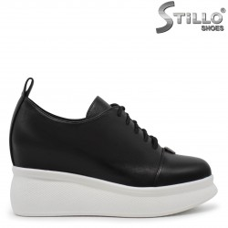 Pantofi dama sport pe platforma - 36298