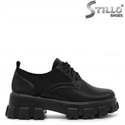 Pantofi dama cu platforma grunge - 36300