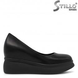 Pantofi dama cu platforma inalta - 36302
