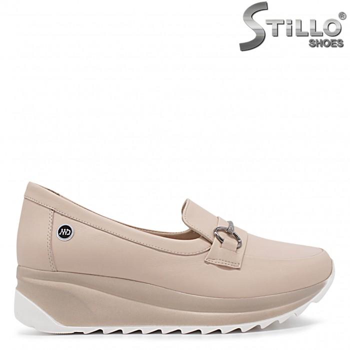 Pantofi dama anatomici cu platforma - 36314