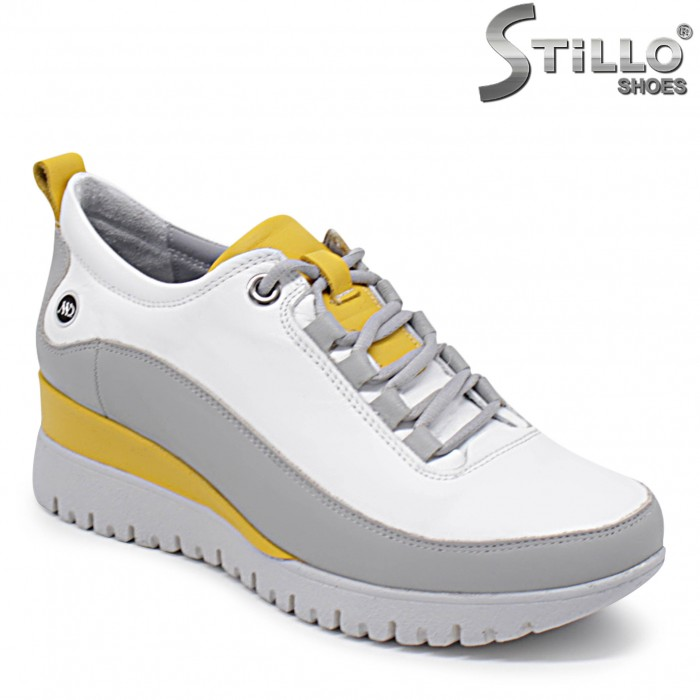 Pantofi dama sport multicolor - 36318