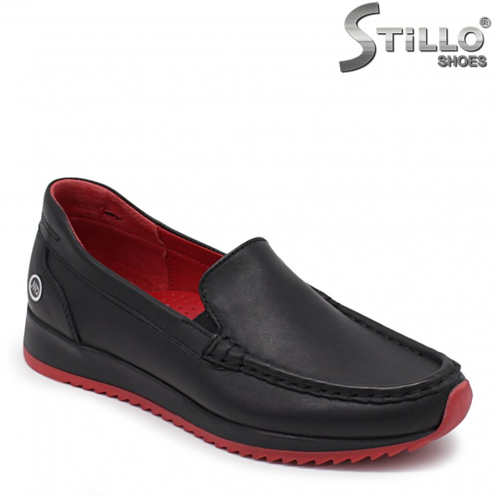 Pantofi dama anatomici tip mocasini - 36325