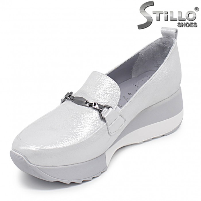 Pantofi dama anatomici cu platforma  - 36326